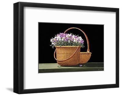 Baskets Of Nantucket-Robert Duff-Framed Art Print