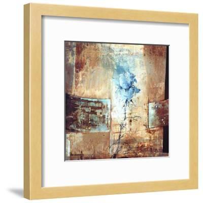 One Rose II-Heleen Vriesendorp-Framed Art Print