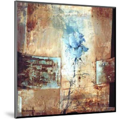 One Rose II-Heleen Vriesendorp-Mounted Art Print