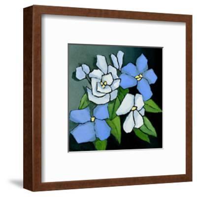Floral Tribute VI-Hans Paus-Framed Art Print