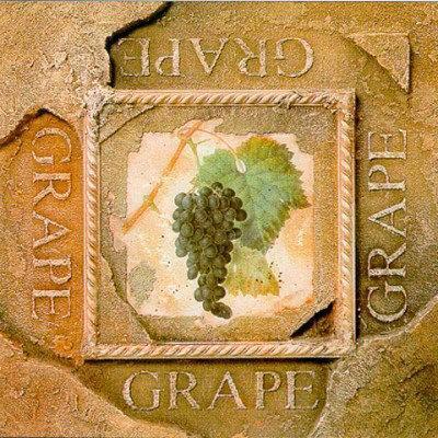 Old America Grape-Peter Kelly-Framed Art Print
