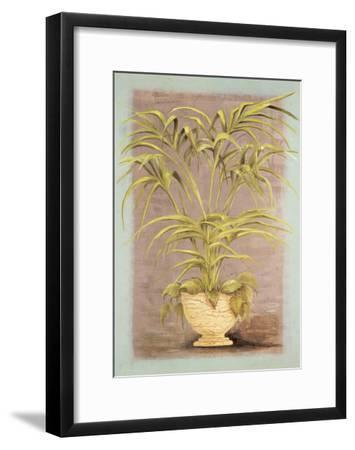Jarrones Plantas II-L^ Romero-Framed Art Print