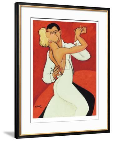Tango Valentino-Marsha Hammel-Framed Limited Edition