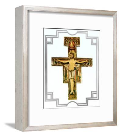 Holy Subject VI--Framed Art Print