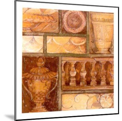 Collecting Antiques I-Elvira Ricci-Mounted Art Print