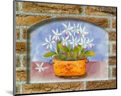Rustic Bouquets II-C. Potter-Mounted Art Print
