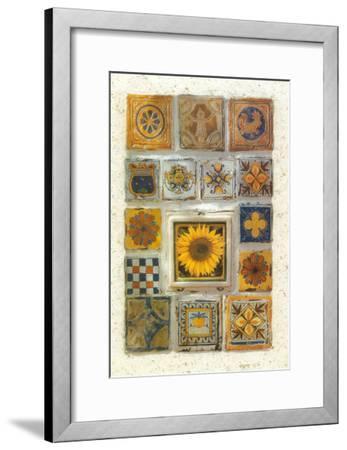 Decor au Soleil-Gilbert Lavitelle-Framed Art Print