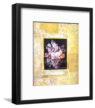 Enquadro III-F. Potter-Framed Art Print