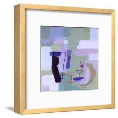 Glass and China IIII-M^ Patrizia-Framed Art Print