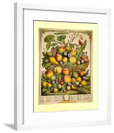 Fruits of the Season Summer-Robert Furber-Framed Art Print