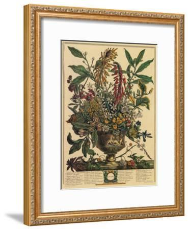 January-Robert Furber-Framed Art Print