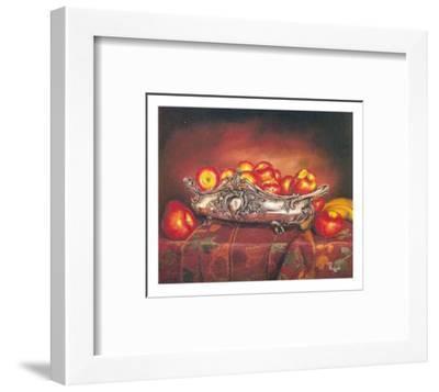 Apple Display-J^R^ Insaurralde-Framed Art Print