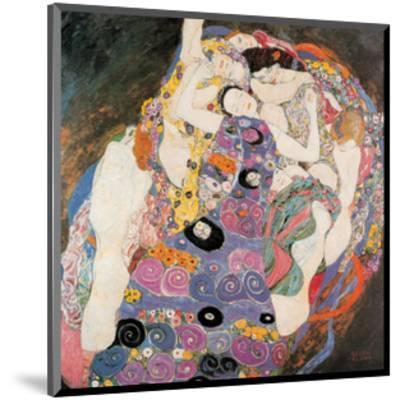 The Virgin-Gustav Klimt-Mounted Art Print