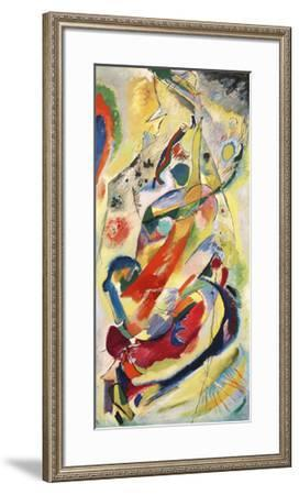 Painting Number 200-Wassily Kandinsky-Framed Art Print