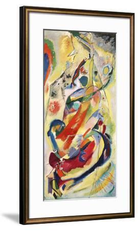 Painting Number 200-Wassily Kandinsky-Framed Art Print