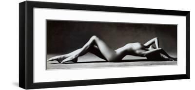 Nude Reclining-Scott McClimont-Framed Art Print