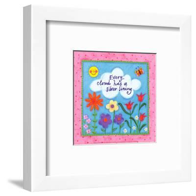 Little Words III-Sophie Harding-Framed Art Print