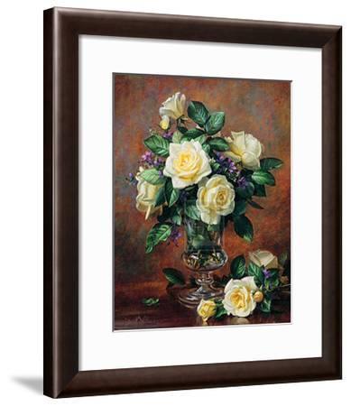 The Triumph of Beauty-Albert Williams-Framed Art Print