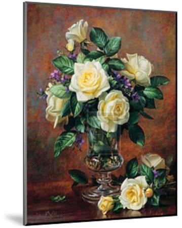 The Triumph of Beauty-Albert Williams-Mounted Art Print