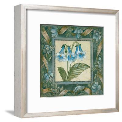 Restful Gaze I-Augustine (Joseph Grassia)-Framed Art Print