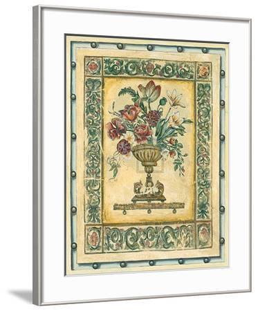 Botanical Extravagance II-Augustine (Joseph Grassia)-Framed Art Print