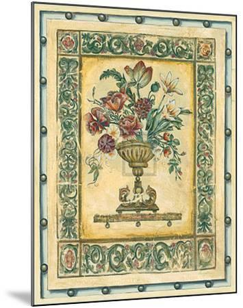 Botanical Extravagance II-Augustine (Joseph Grassia)-Mounted Art Print
