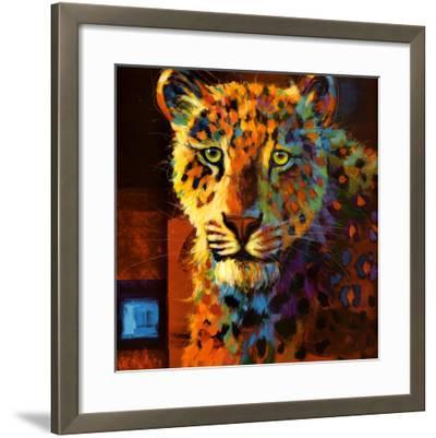 Wild Exotic II-John Douglas-Framed Art Print