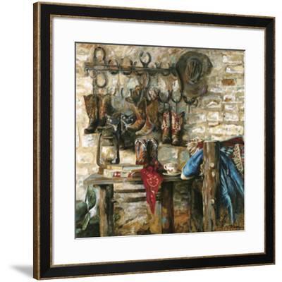 Texas Best-Dennis Carney-Framed Art Print