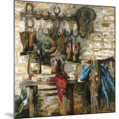 Texas Best-Dennis Carney-Mounted Art Print