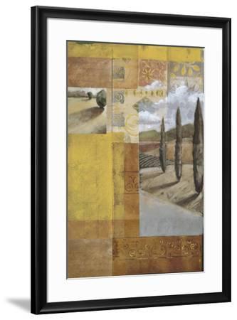 Fleur de Lise IV-Bailey Stewart-Framed Art Print
