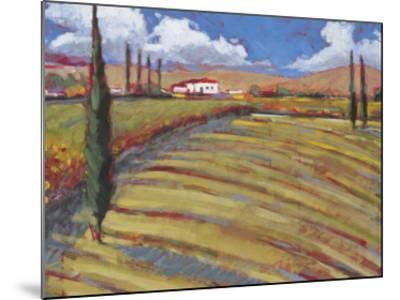 Pastoral Fields I-Craig Alan-Mounted Art Print