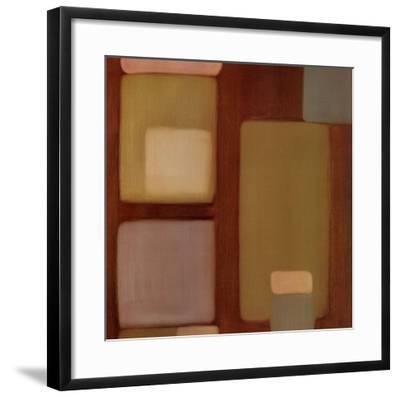 Primal Hue II-Maria Eva-Framed Art Print