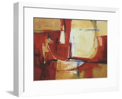 Red Rock-Eva Carter-Framed Art Print