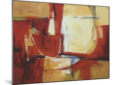 Red Rock-Eva Carter-Mounted Art Print