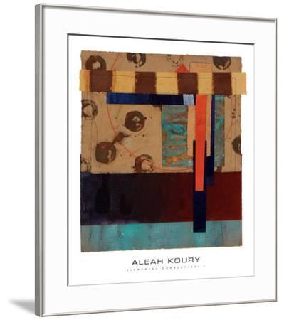 Elemental Connections I-Aleah Koury-Framed Art Print