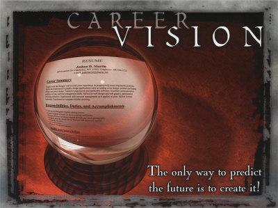 Career Vision--Art Print