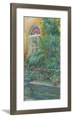 Peace and Quiet-Carol Ican-Framed Art Print