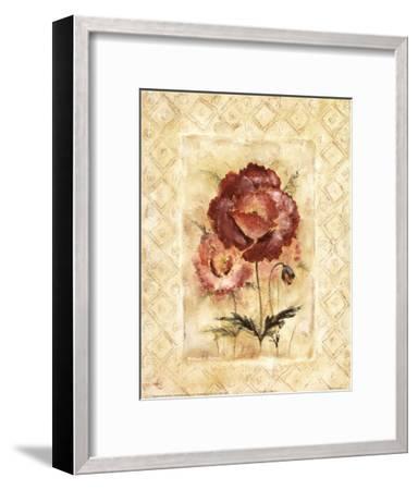 Classic Camelia-Richard Henson-Framed Art Print