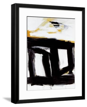Zinc Doors-Franz Kline-Framed Art Print