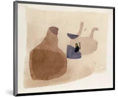 2004-Julius Bissier-Mounted Art Print