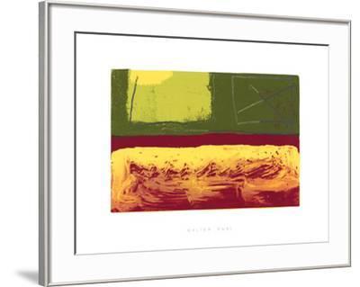 Untitled, c.2000-Walter Fusi-Framed Serigraph