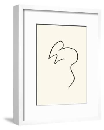 The Mouse-Pablo Picasso-Framed Serigraph
