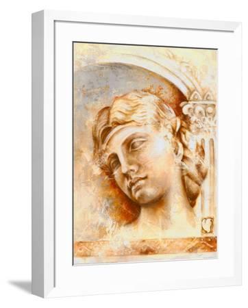 Leas Augen-Svetlana-Framed Art Print
