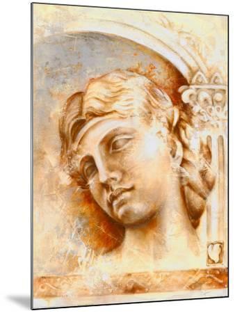 Leas Augen-Svetlana-Mounted Art Print