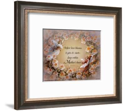 Before Love Blooms-T^ C^ Chiu-Framed Art Print