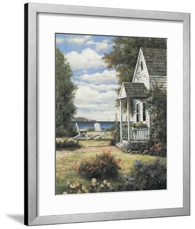 Scenic View-T^ C^ Chiu-Framed Art Print