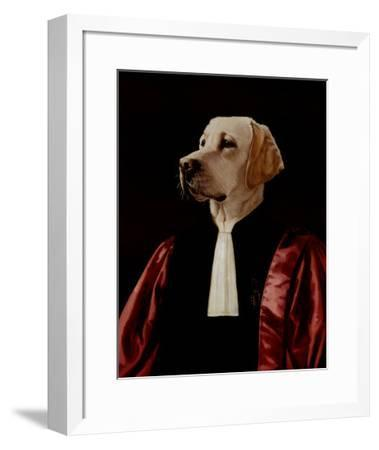 The Advocate-Thierry Poncelet-Framed Art Print