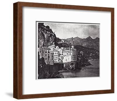 Venetian Waltz XII-Augustine (Joseph Grassia)-Framed Art Print
