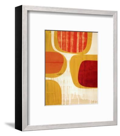 Samba I-Rex Ray-Framed Art Print