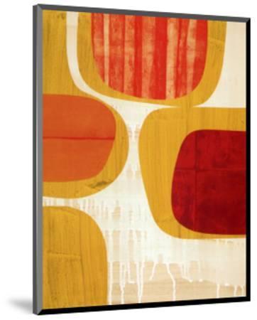 Samba I-Rex Ray-Mounted Art Print